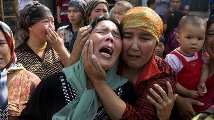 الصين تحتجز أقليات مسلمة في معسكرات خاصة ..والسبب؟
