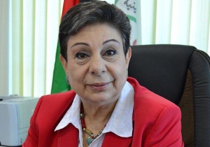 عشراوي: نقف صفا واحدا إلى جانب الأردن