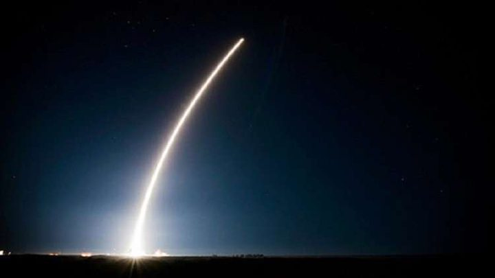 الولايات المتحدة تنشر منظومة دفاع صاروخي في الفضاء