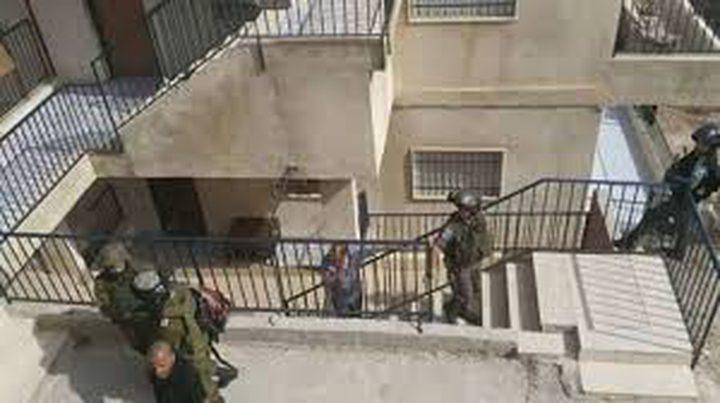 الاحتلال يأخذ قياسات منزل عائلة أبو حميد لهدمه