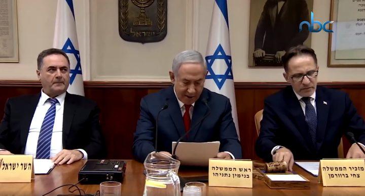 تهديدات متبادلة بين حماس واسرائيل