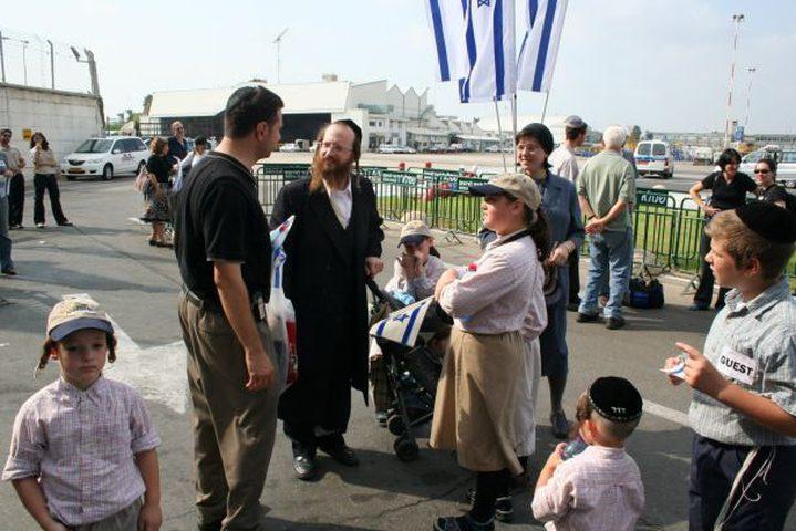 ارتفاع نسبة الهجرة في اسرائيل