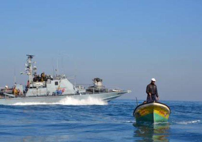 الاحتلال يقرر توسيع مساحة الصيد في بحر غزة