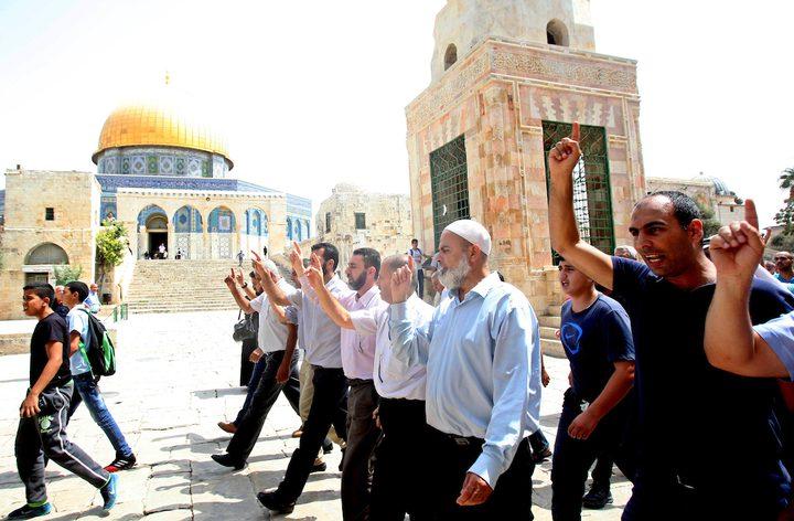 الهباش من اندونيسيا يدعو المسلمين لحماية القدس