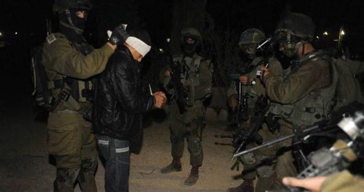 الاحتلال يعتقل فلسطينياً يحمل الجنسية البلجيكية
