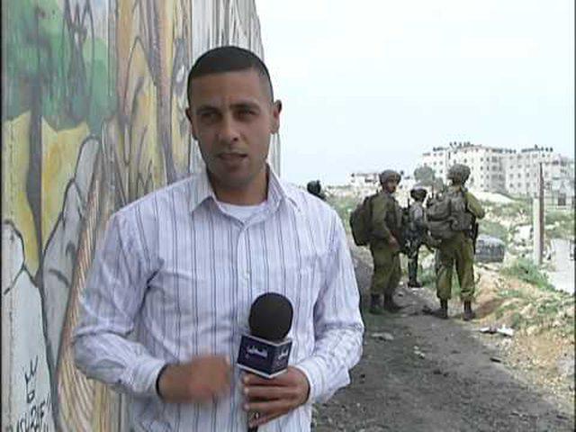 """""""هيئة الأسرى"""": نقل الأسير الصحفي دار علي إلى معتقل"""