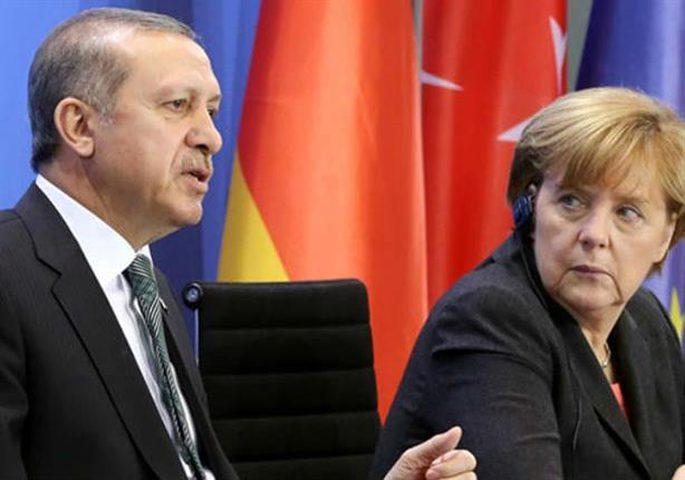ميركل: قوة الاقتصاد التركي تشكل أهمية كبيرة لنا