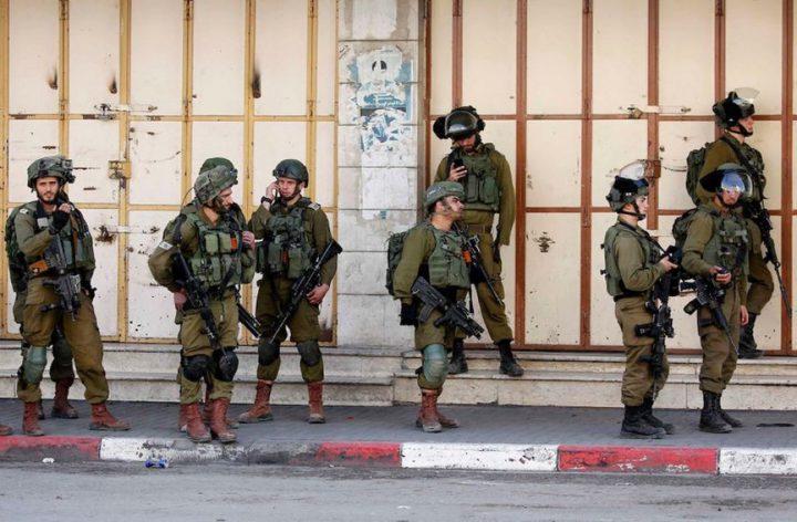 إصابات خلال اقتحام الاحتلال وسط الخليل