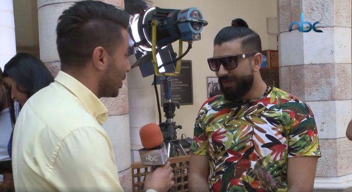 """الفنان علاء الكردي يستعد لتصوير فيديو كليب """"أويلي"""""""