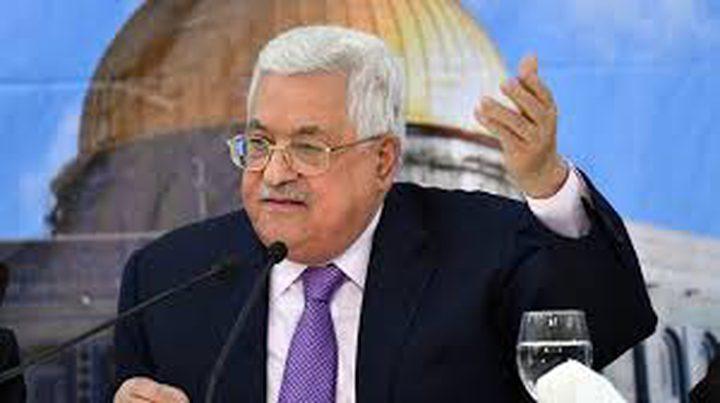 هجوم على الرئيس عباس من قبل الاحتلال