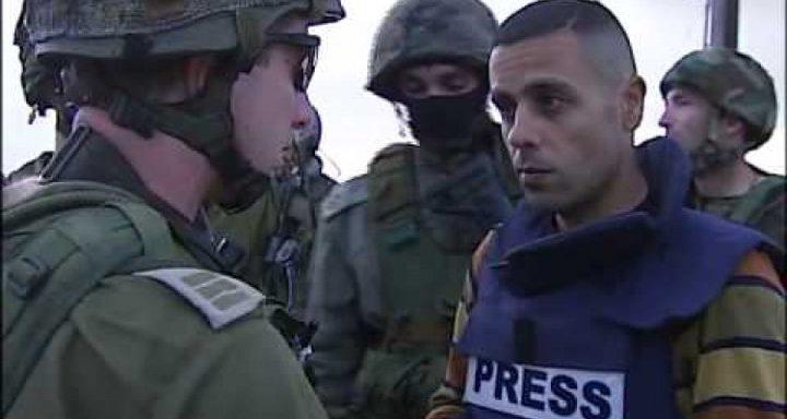 """محكمة """"عوفر"""" تمدد اعتقال الصحفي علي دار علي"""