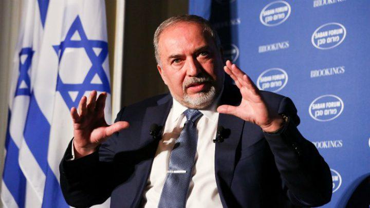 """ليبرمان يهدد بـ """"ربيع عربي"""" في غزة"""