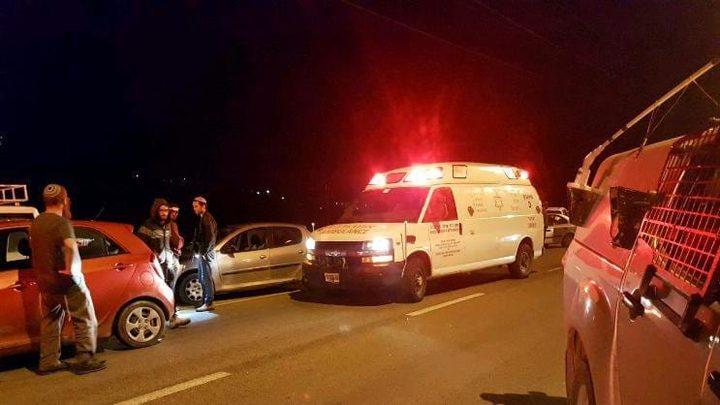 فيديو وصور.. مقتل مستوطنة بعملية دهس قرب نابلس