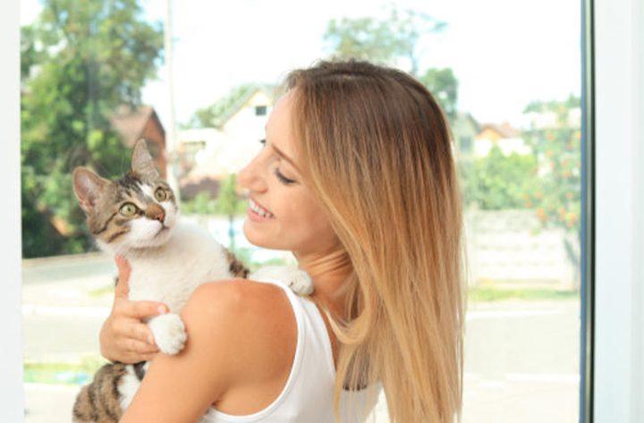 دراسة: القطط تحمي من السكتة القلبية!