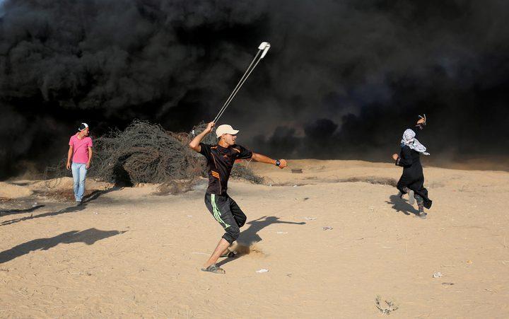 شهيدان وعشرات الاصابات شرق قطاع غزة