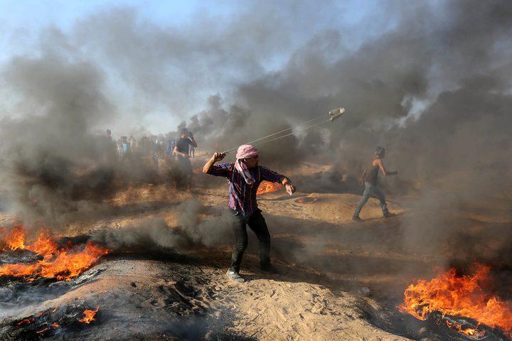الاحتلال: ما سيجري اليوم على حدود غزة اختبار لحماس
