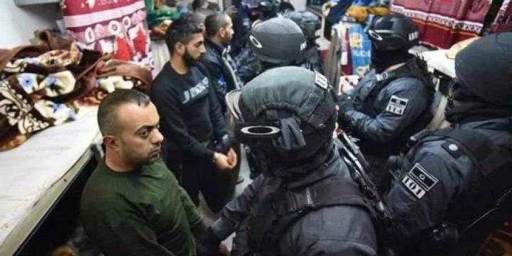 أسرى سجن جلبوع يتصدون لقمع الاحتلال
