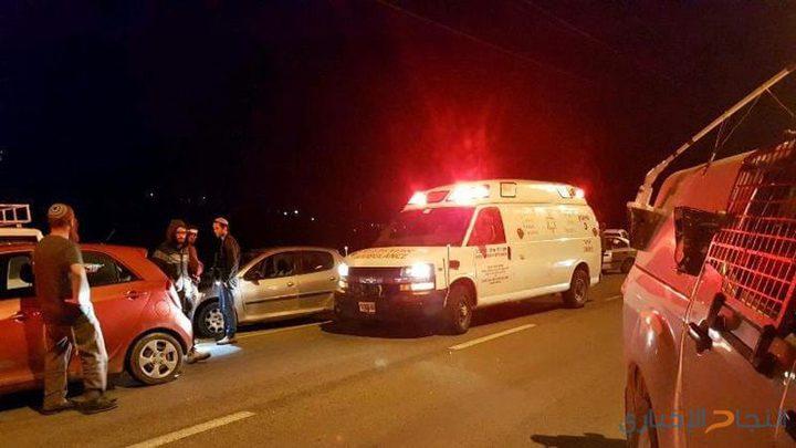 """الاحتلال:مقتل المستوطنة قرب """"يتسهار"""" مجرد حادث سير"""