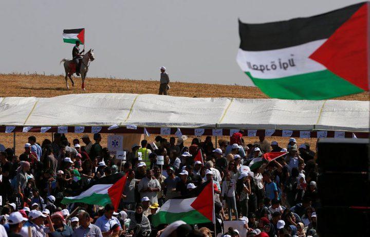 """غزة تستعد لجمعة ثوار من أجل """"القدس"""""""