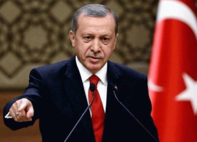 """أردوغان يعلن عن البدء بـ""""المشروع العظيم"""""""