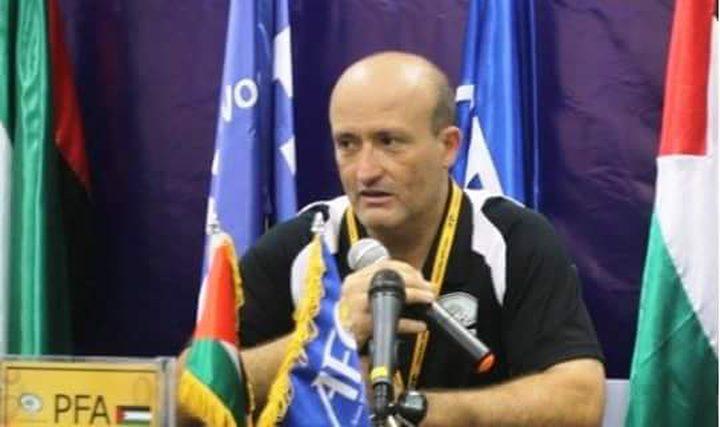 ولد علي: سنخوض مباراة أخوية أمام المنتخب الأفغاني