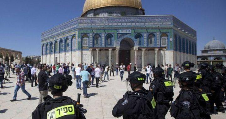 أوقاف القدس تحذر من انتهاكات الاحتلال بحق الأقصى