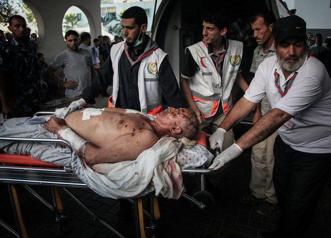 استمرار الجهود لعلاج جرحى غزة في مصر