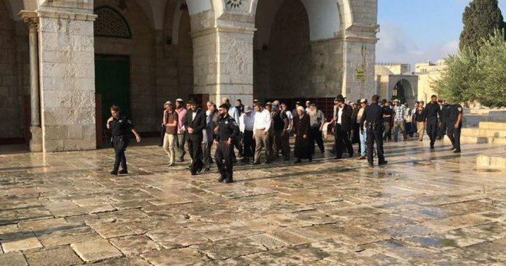 منظمات يهودية تدعو لصلاة تلمودية جماعية في الأقصى