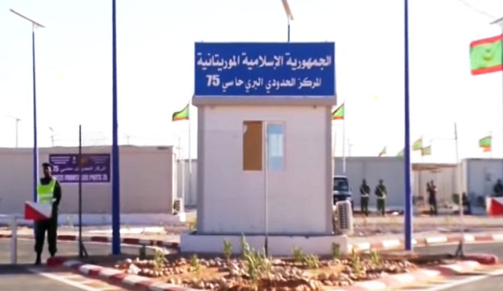 افتتاح أول معبر بري بين الجزائر وموريتانيا