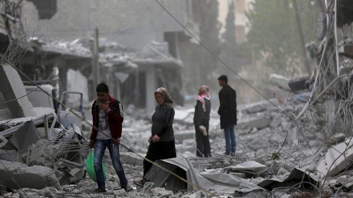 300 مليون دولار من الولايات المتحدة لسوريا