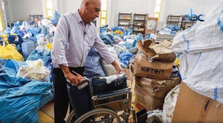 إسرائيل تفرج عن البريد الفلسطيني القادم عبر الأردن