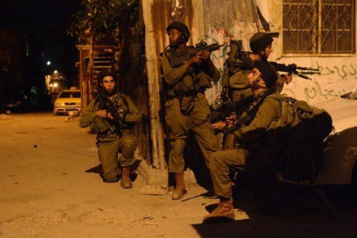 الاحتلال يعتقل شابا من الخضر جنوب بيت لحم