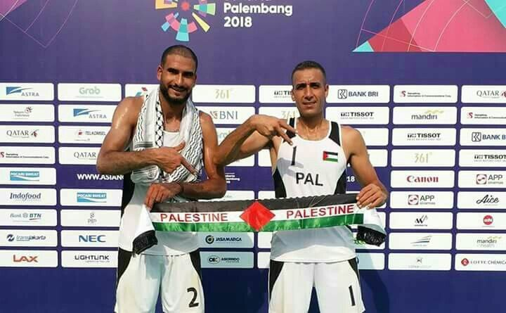 لاعبان من غزة يفوزان في دورة الألعاب الآسيوية