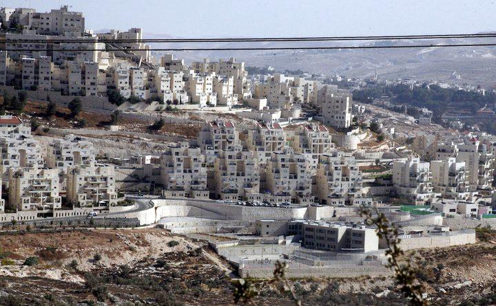 الاحتلال يوافق على بناء  وحدات استيطانية في الضفة
