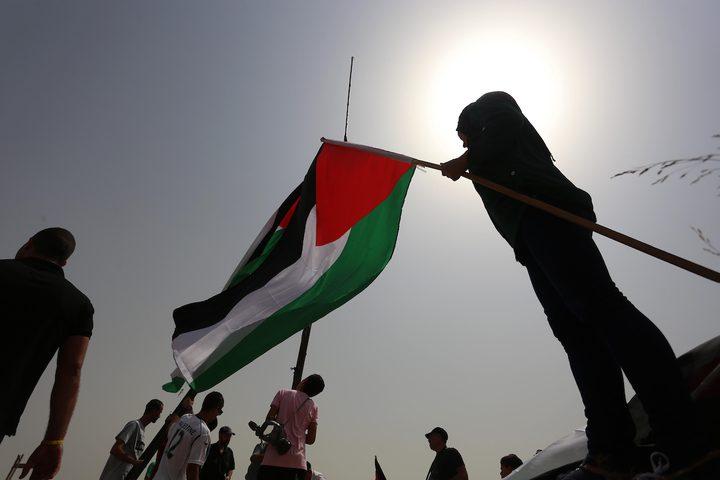 مشروع قانون يحاكم من يرفع علم فلسطين في الداخل