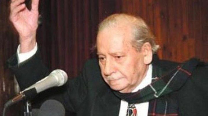 السفير عبد الهادي يعزي بوفاة الروائي حنا مينه