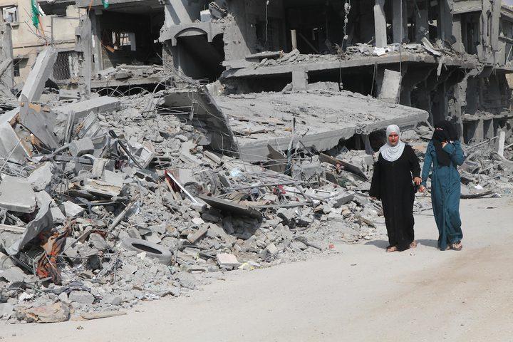 الخضري:الوضع الانساني في غزة يحتاج حلولا واقعية