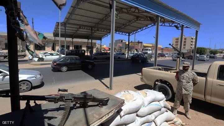 ليبيا.. مقتل 4 بهجوم على نقطة تفتيش شرقي طرابلس