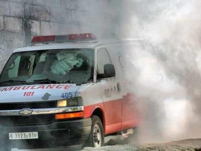 الاحتلال يتعمد استهداف المدنيين والطواقم الطبية
