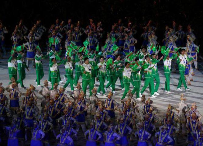 تسجيل أول حالة منشطات في دورة الألعاب الآسيوية