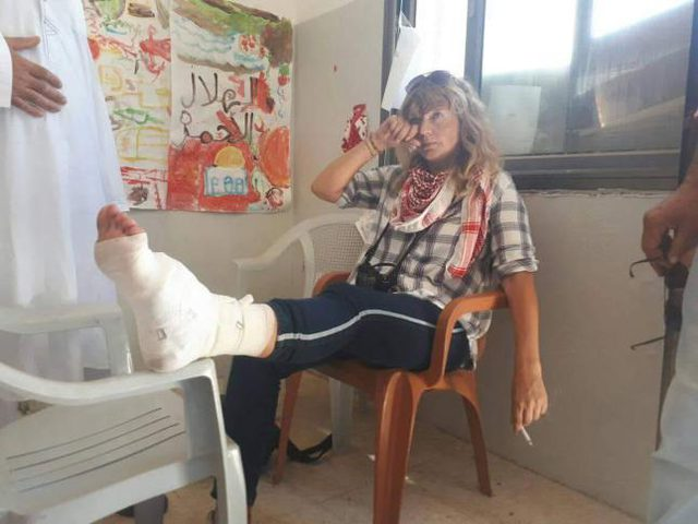 إصابات برصاص الاحتلال في كفر قدوم