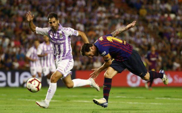 ديمبلي ينقذ برشلونة من فخ بلد الوليد