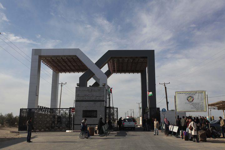 مصر تقرر فتح معبر رفح في كلا الاتجاهين