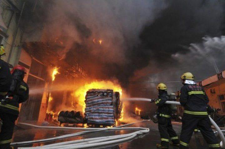 مقتل 18 شخصا في حريق فندق بالصين