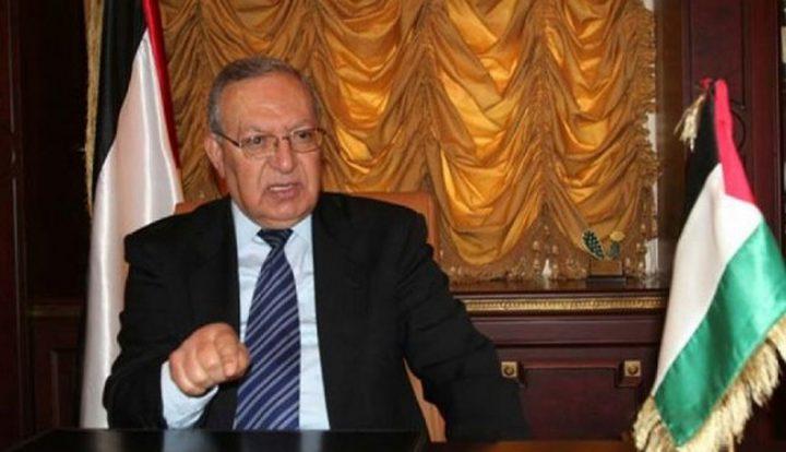 """قيادي فتحاوي: """"هدنة الفصل"""" أول مادة لـ""""صفقة القرن"""""""