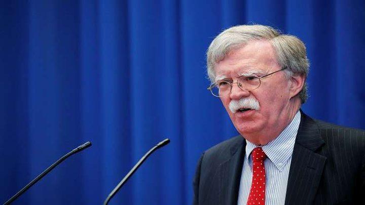 بولتون يهدد الجيش السوري بضربات جديدة أشد قوة!