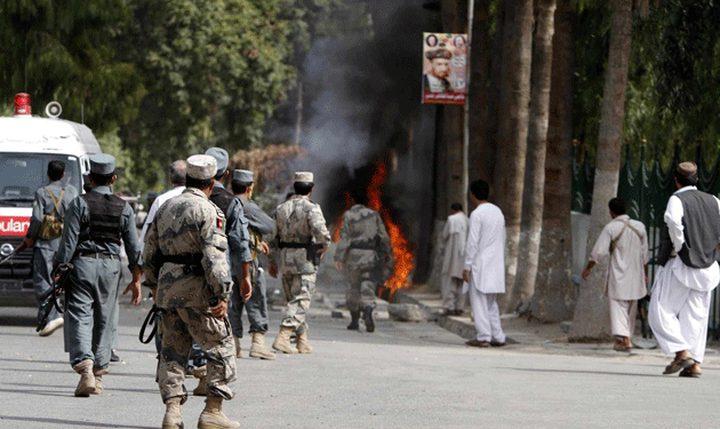 قتلى وجرحى في هجوم انتحاري شرق أفغانستان