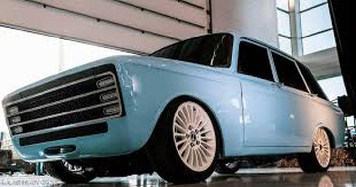 """شركة """"كلاشينكوف"""" تصنع أول سيارة كهربائية في روسيا"""