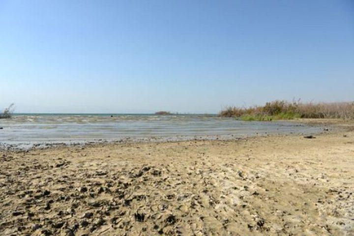 مستوى المياه في بحيرة طبرية هو الأدنى منذ سنوات