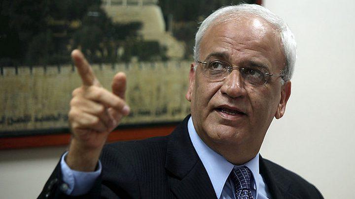 عريقات يحذر حماس: لن نمول غزة وهذا المطلوب الآن!